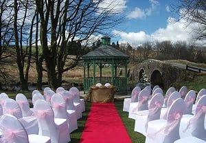Dartmoor weddings at the Two Bridges Hotel