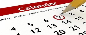 Events calendar for the Two Bridges Hotel