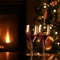 Christmas and NEw Year at the Two Bridges Hotel, Dartmoor, Devon