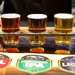 Three Dartmoor ales