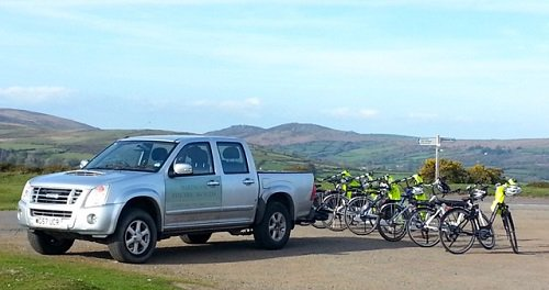 Dartmoor Electric Bikes at Bel Tor