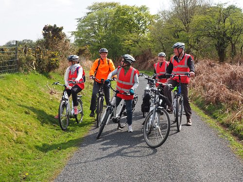 Electric bike tour of Dartmoor