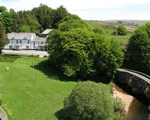 two bridges hotel, dartmoor, devon