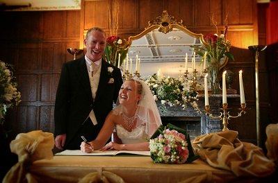 Two Bridges Wedding Civil Ceremony 1