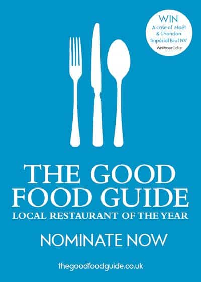 Nominate Two Bridges Hotel in Good Good Guide awards