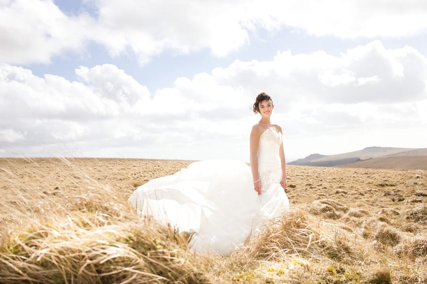 Dartmoor bride