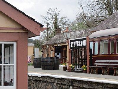 Staverton Station