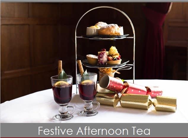 Festive Afternoon Teas