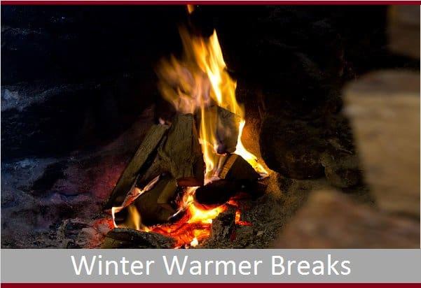 Winter Warmer Breaks at the Two Bridges Hotel