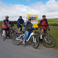 Exploring Dartmoor by electric bike