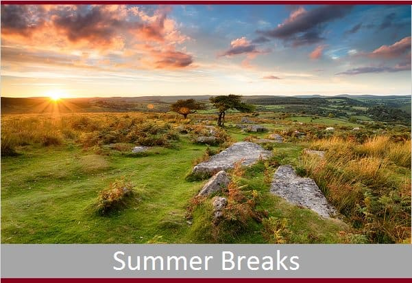 Summer Breaks at the Two Bridges Hotel
