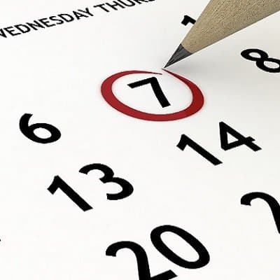 What's On Calendar