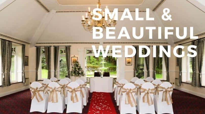 Wedding offer at Two Bridges Hotel on Dartmoor