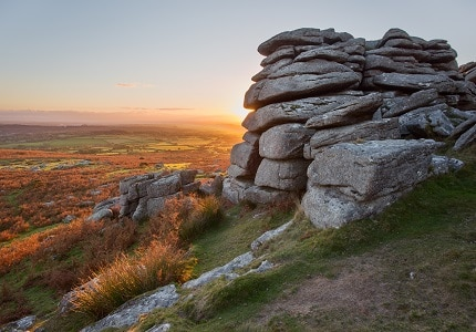Autumn on Dartmoor