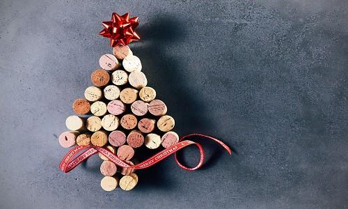 Festive corks